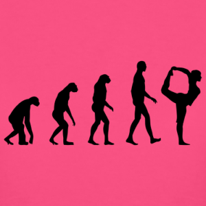 evolution-yoga-women-s-t-shirts_design